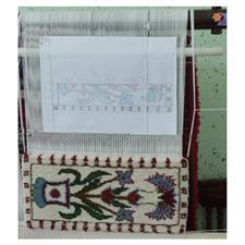 قالیچه بافی