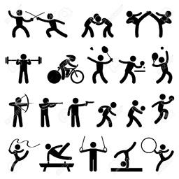 ورزشکاران ازغندی