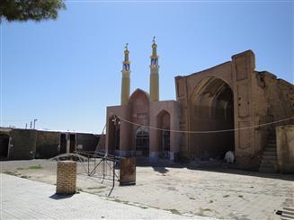 مسجد جامع ازغند