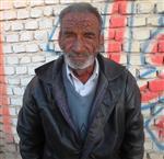 کرب علی اصغر بابا غیبی در ازغند فوت شد