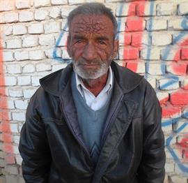 کرب علی اصغر بابا غیبی