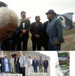 تشکر گرم و صمیمی آقای حسین اسماعیلی از ریاست شورای اسلامی روستای ازغند