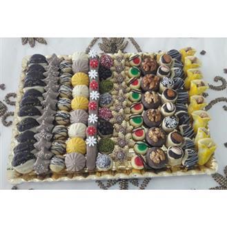 سفارش انواع کیک و شیرینی های خانگی
