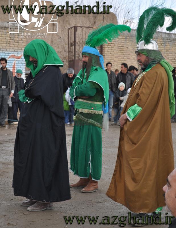 تاسوعا و عاشورای حسینی2