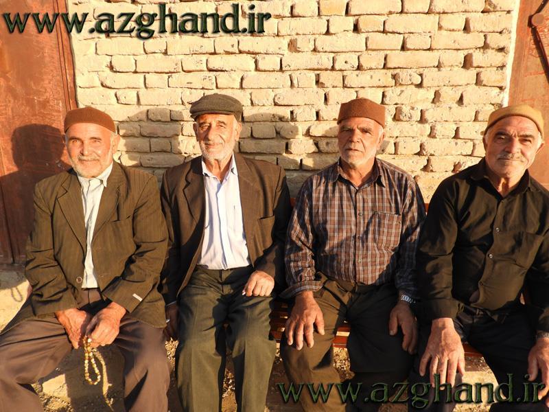 سالخوردگان روستای ازغند5