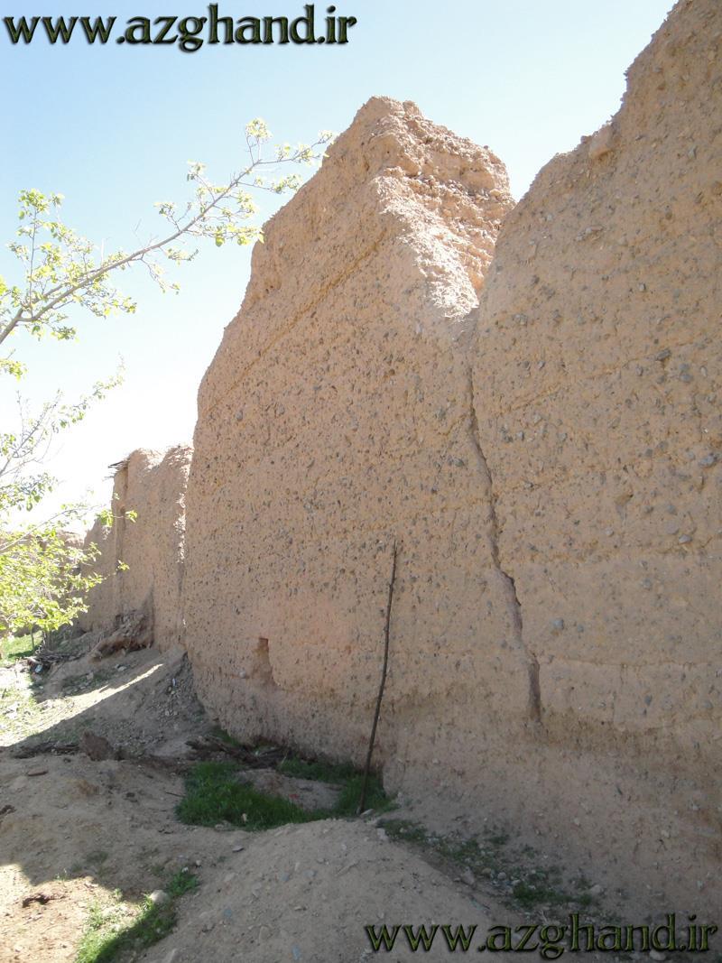 اماکن تاریخی روستای ازغند 2