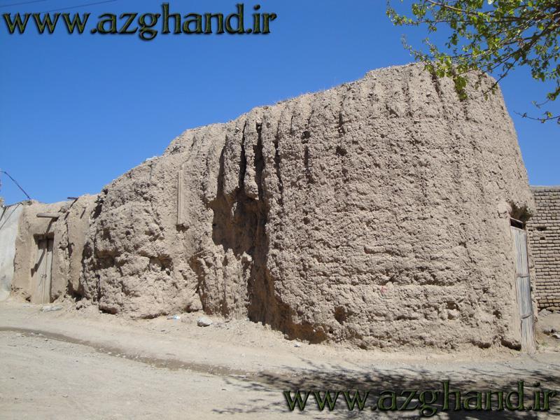 اماکن تاریخی روستای ازغند3