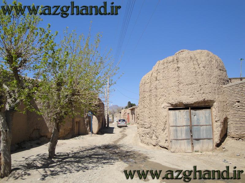 اماکن تاریخی روستای ازغند4