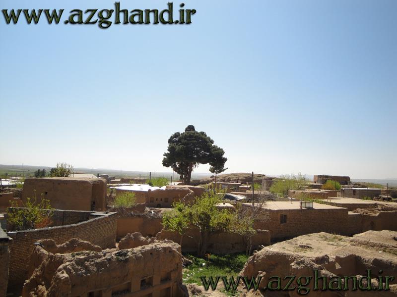 اماکن تاریخی روستای ازغند5
